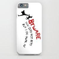I Do Kung Fu iPhone 6 Slim Case