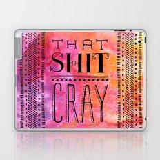 Cray Laptop & iPad Skin