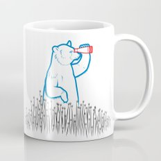 DA BEARS - SEARCHING Mug