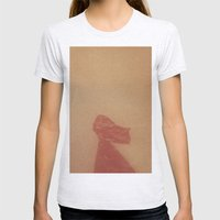 little red riding hood Womens Fitted Tee Ash Grey SMALL