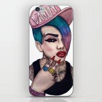 VANITY & JEFFREE STAR iPhone & iPod Skin