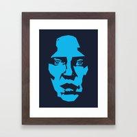 Walken Framed Art Print