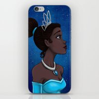 Tiana iPhone & iPod Skin