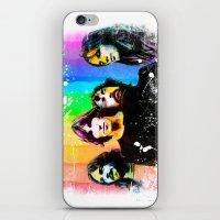 Pink Floyd 02 iPhone & iPod Skin