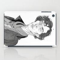 Benedict Cumberbatch - S… iPad Case