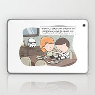 Force-Choked Laptop & iPad Skin