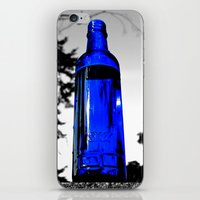 Liquid skyy iPhone & iPod Skin