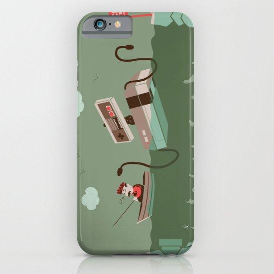 Loch NES V.2 iPhone & iPod Case