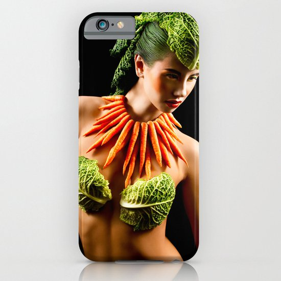 Healthy Eating iPhone & iPod Case
