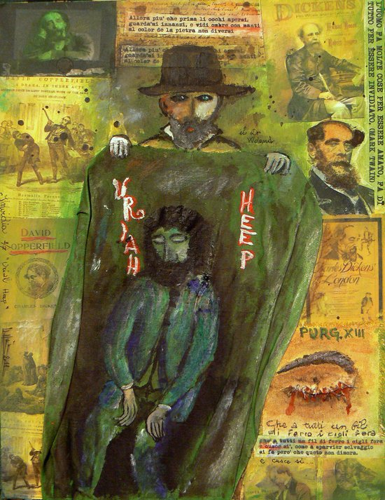 URIAH HEEP Art Print