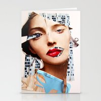 Make Me Beautiful | Coll… Stationery Cards