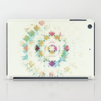 Burst. iPad Case