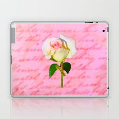 Rose Unfolding Laptop & iPad Skin