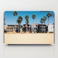 Venice Beach, CA iPad Case