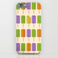 Stop wishing, start doing - Popsicles iPhone 6 Slim Case