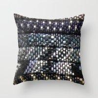 Beads Throw Pillow