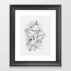 Art of Geometry 2 Framed Art Print