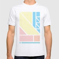 Nova Nouveau Mens Fitted Tee Ash Grey SMALL