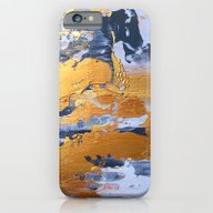 iPhone & iPod Case featuring Gold In The Ice by Haroulita