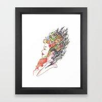 Art of Letting Go (I) Framed Art Print