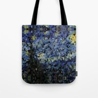 Panelscape Iconic - Starry Night Tote Bag