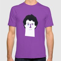 Rocky Balboa Mens Fitted Tee Ultraviolet SMALL