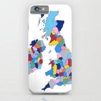 England, Ireland, Scotla… iPhone 6 Slim Case