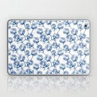 Lotus Pattern Laptop & iPad Skin