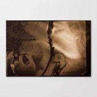 Solarization Canvas Print