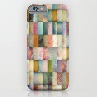 Patchwork Textures iPhone 6 Slim Case