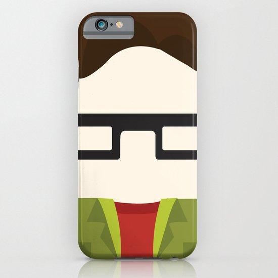 leonard iPhone & iPod Case