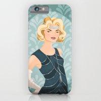 Lady Rose iPhone 6 Slim Case