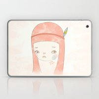 HATE YOU MISS YOU Laptop & iPad Skin