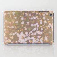 Summer Brings The Flower… iPad Case