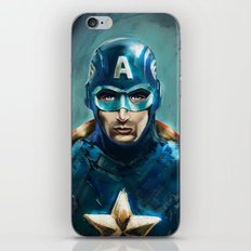 The Patriot iPhone & iPod Skin