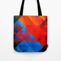 Smear 1 Tote Bag