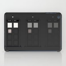 It's The Tardis!!!! (Variant) iPad Case