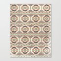 The Native Pattern Canvas Print