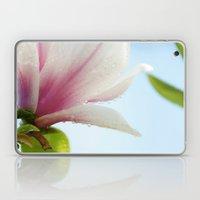 Magnolia Close-up Laptop & iPad Skin