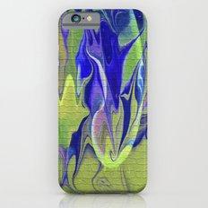 Brick Abstract iPhone 6s Slim Case