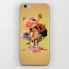 It Ends with a Bang! iPhone & iPod Skin