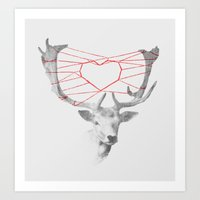 How are you dearie Art Print