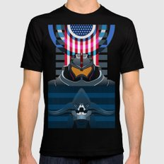 Pacific Rim, Jaws edition SMALL Mens Fitted Tee Black