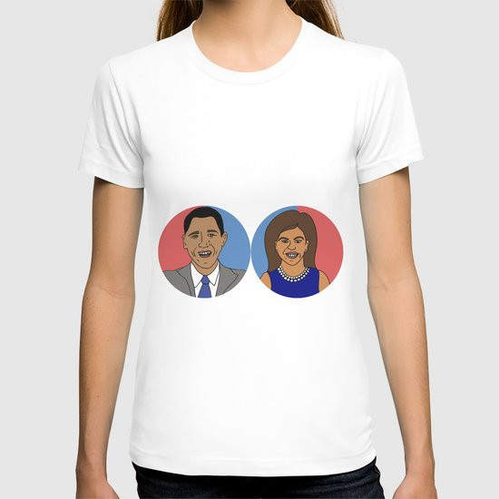 Obama, 2012 T-shirt
