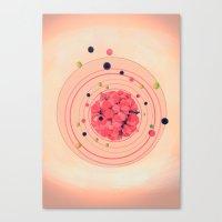erazor Canvas Print