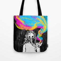 DeathBreath Tote Bag