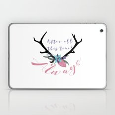 After All This Time? Always, Harry P0tter Laptop & iPad Skin