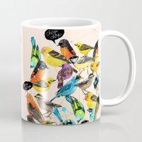 Chirp Chirrup Mug