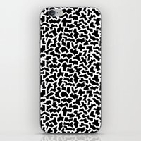 Geo Giraffe iPhone & iPod Skin