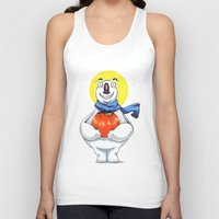 Crazy Halloween Unisex Tank Top